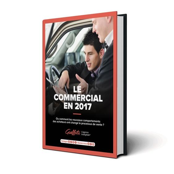 Livre blanc : être comercial en 2017