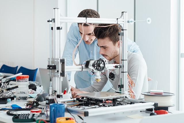 Idée 2 - L'innovation pour pérenniser l'entreprise : Utiliser les centres de prototypage 3D
